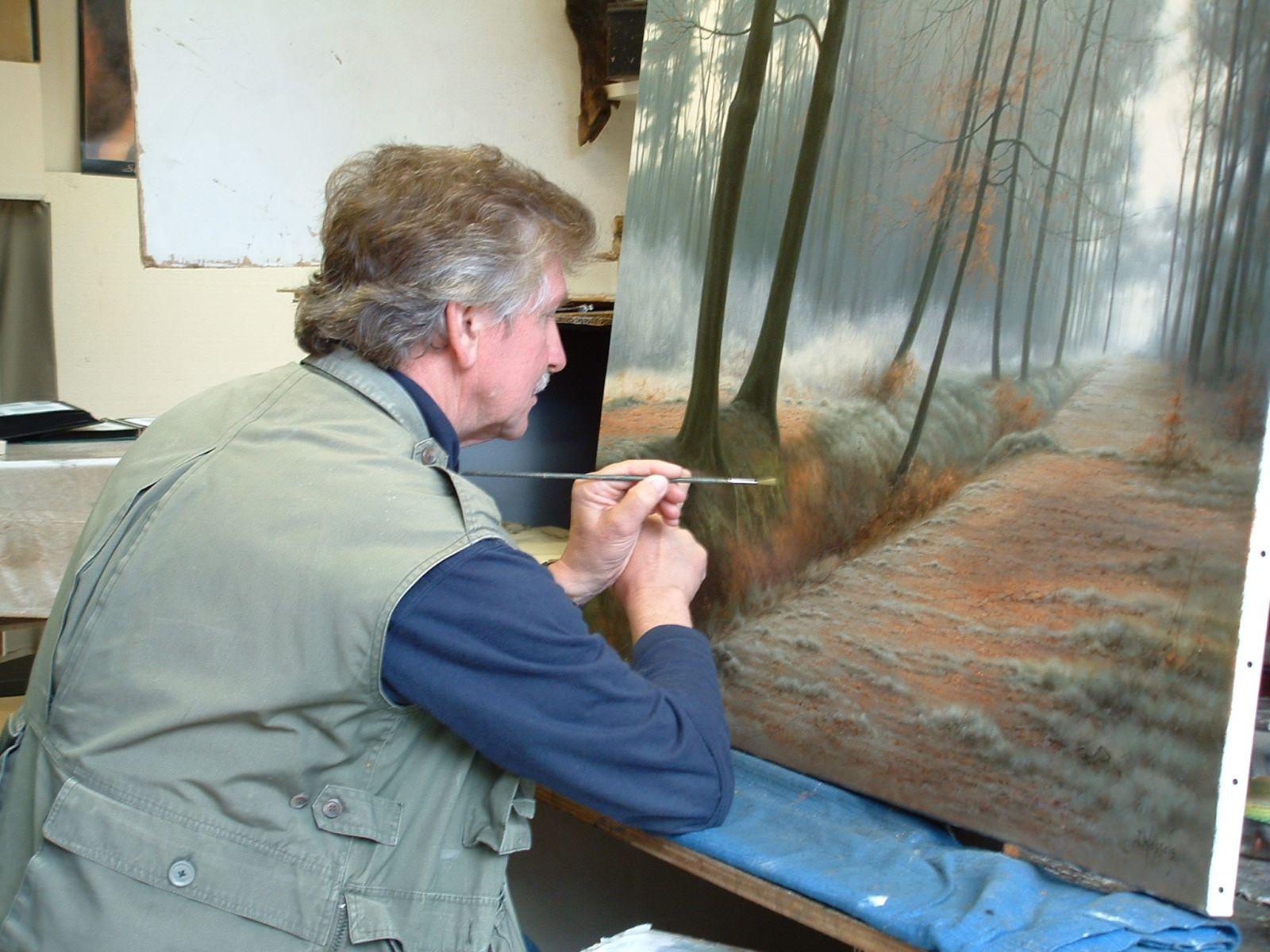 Wereldtopper Jan Wessels exposeert bij Museum Schoonewelle